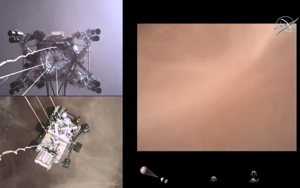 快新聞/「毅力號」2030年帶回火星樣本 台裔總工程師陳艾倫形容這是「一場接力賽」