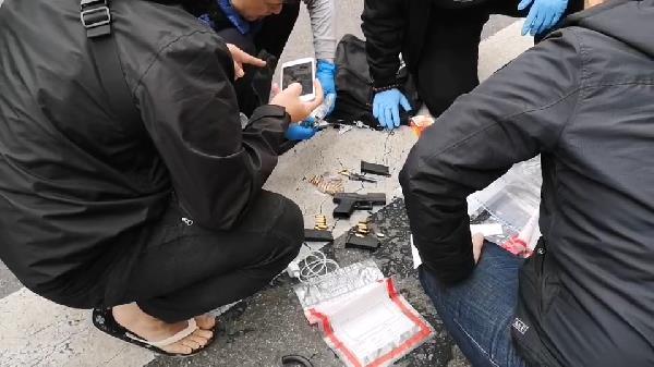 快新聞/萬華中午傳槍響!警方逮嫌犯竟遭開槍 已順利緝拿歸案