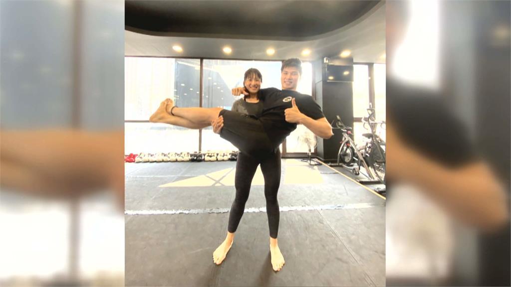 太勵志!鄭孟洳迷上拳擊健身 暴瘦35kg「完全變個人」