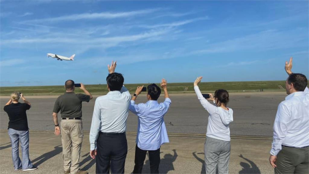 加碼贈莫德納至250萬劑 AIT發文:展現對台灣承諾