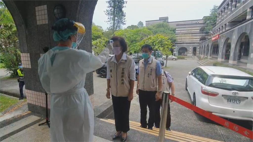 國中會考 20萬考生明應考全程戴口罩 防疫滴水不漏!