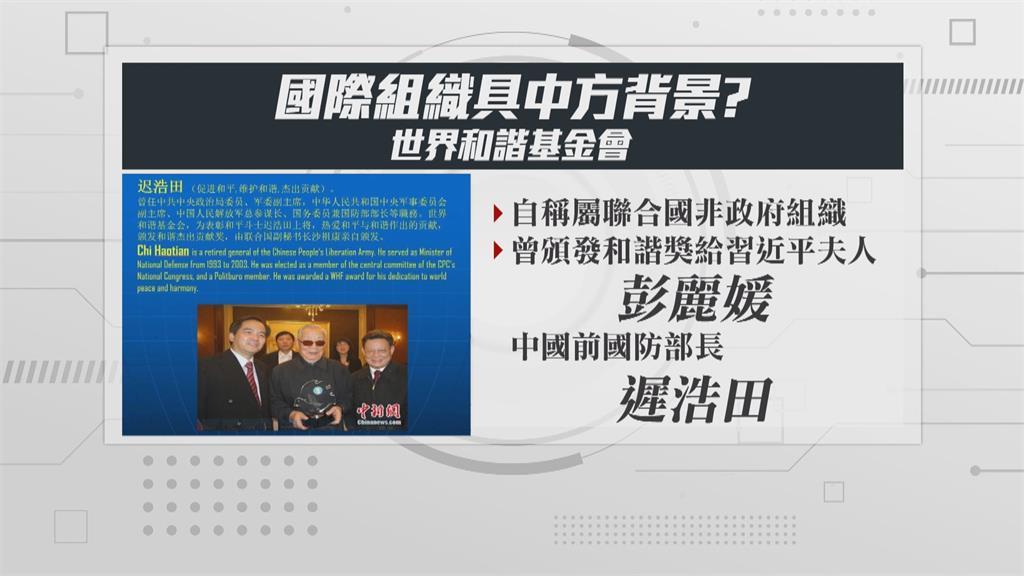 呂稱2國際組織願幫買疫苗 遭爆與中國有淵源