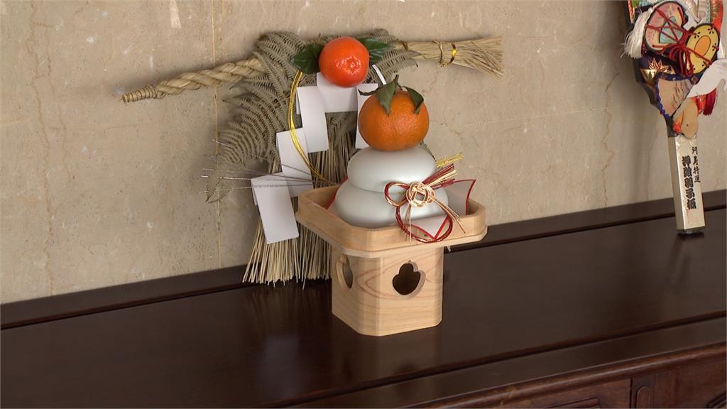 首次在台過年 日本駐台代表泉裕泰官邸公開對書法情有獨鍾 官邸濃濃日本味