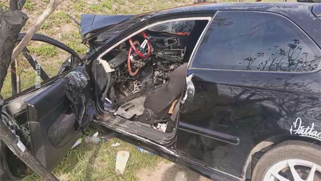 家族月內連遭2車禍! 17歲根女帶外甥成焦屍  上月姊夫酒駕撞雙B亡 次子喪命、姊姊倖存