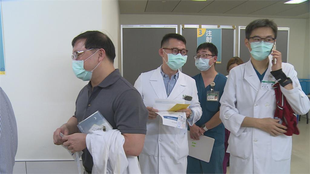 遭投訴辦疫苗接種競賽 民生醫院:鼓勵非強迫