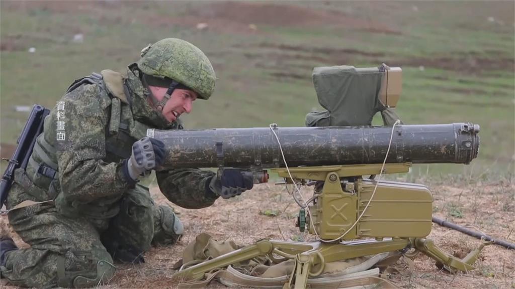 烏克蘭軍隊遭砲擊又1死 俄羅斯重兵集結邊境停火協議失效力?土耳其:願提供必要協助
