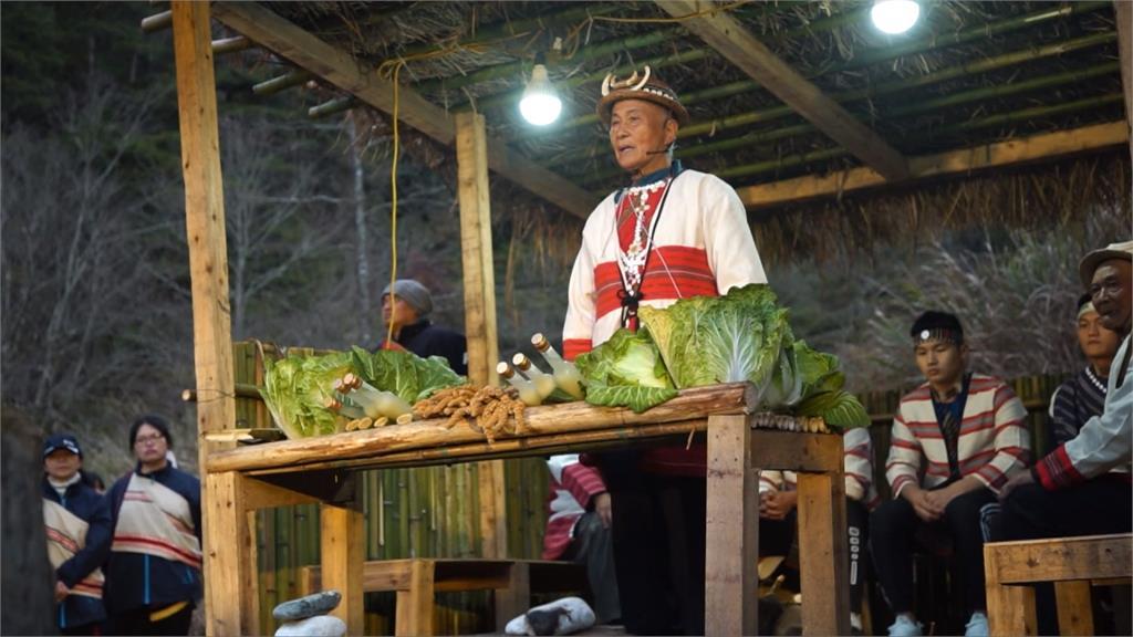 原民運將登場!宜蘭聖火儀式展現原住民精神