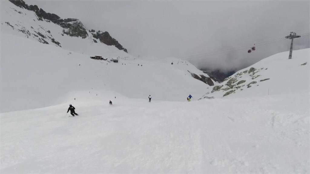 滑雪場、健身房重開 義大利放寬疫情禁令逐步解封