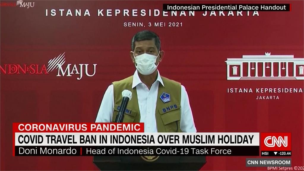 印尼馬來西亞疫情再升溫 啟動旅遊禁令