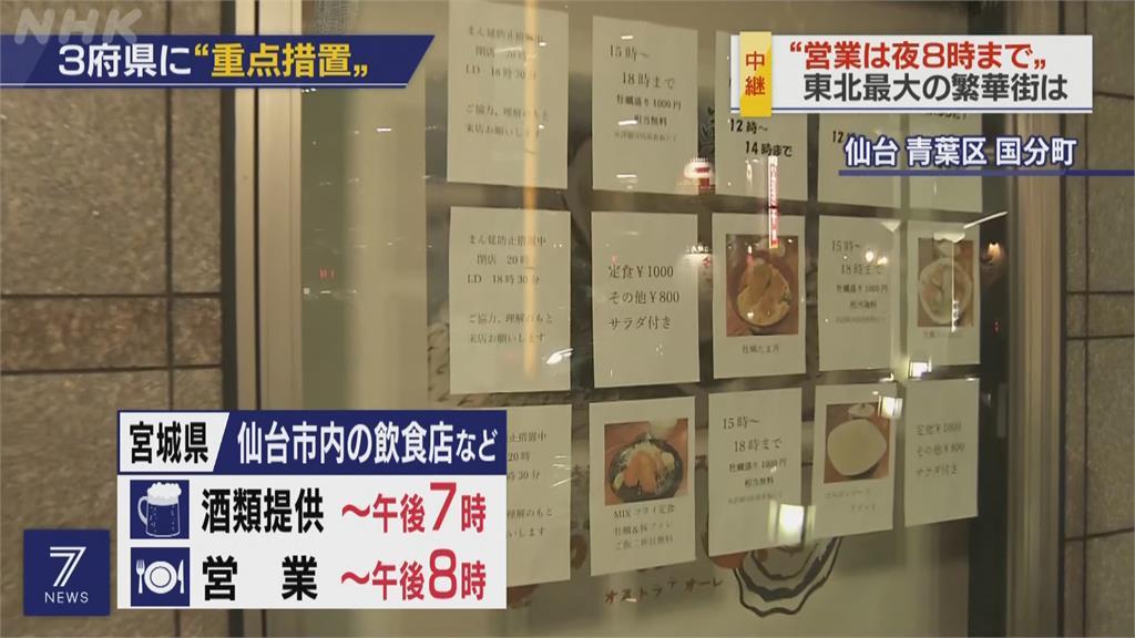日本第四波疫情嚴峻!  大阪單日新增719例破紀錄