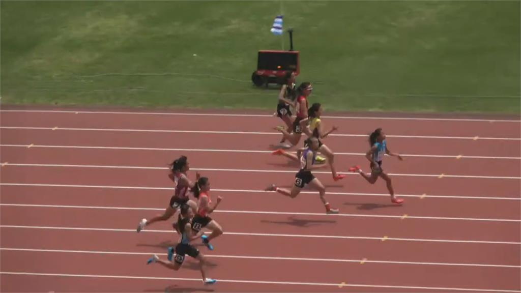 這小妞是個「練武奇才」!  60米飆速7秒94!小六女童「全國史上第2快」