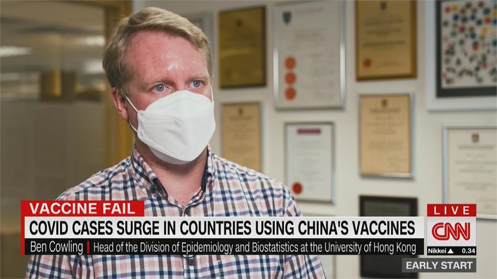 受贈國疫情更嚴重 中國疫苗外交大破功?