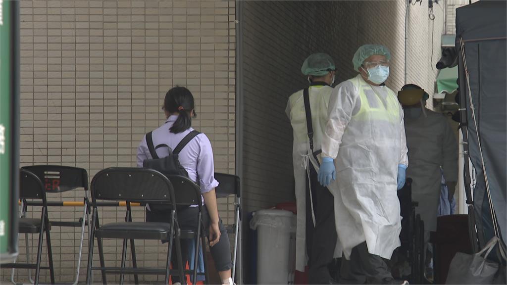 亞東院內感染9確診 指標患者曾跑萬華茶藝館