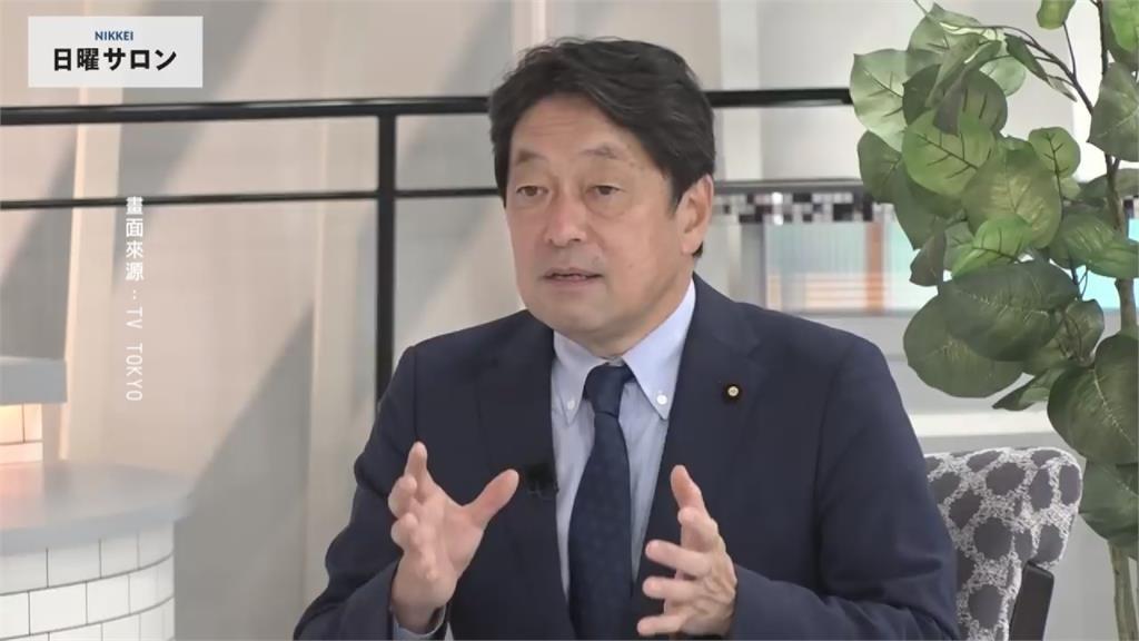 中國動作頻頻!日本前防衛大臣:中國侵台可能性提高