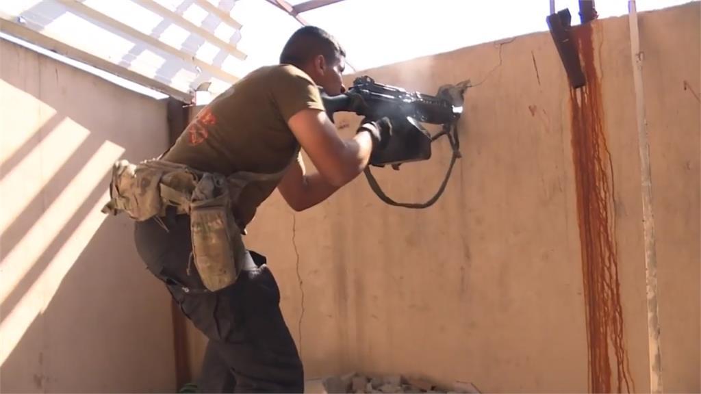 全球/遭IS佔領戰火摧殘 千年古城摩蘇爾起死回生