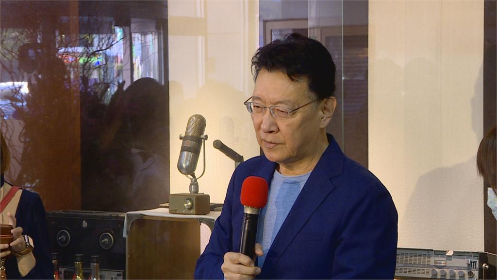 順利回鍋國民黨 宣布爭取黨主席 趙少康:從沒說要支持江啟臣