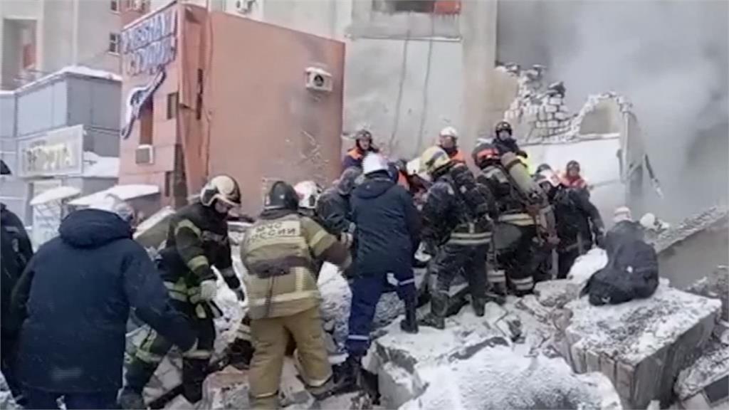 俄羅斯爆炸 1間咖啡廳炸毀 3傷撤離逾百人