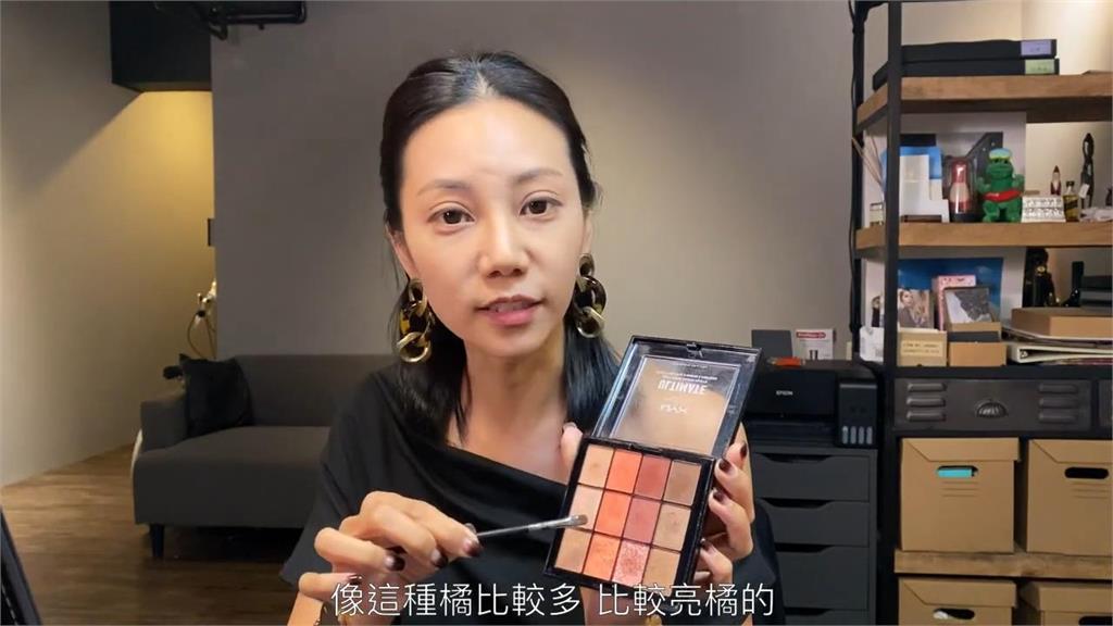 冷豔美女徐睿知本色演出《精神病》 美妝師3步驟妝容神還原