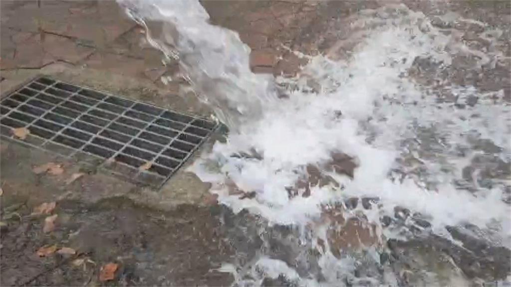 苗栗開鑿10口抗旱水井 日供水1萬噸