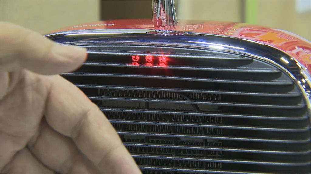 凍爆! 寒流連續報到冷吱吱 家電展電暖器買氣燒滾滾
