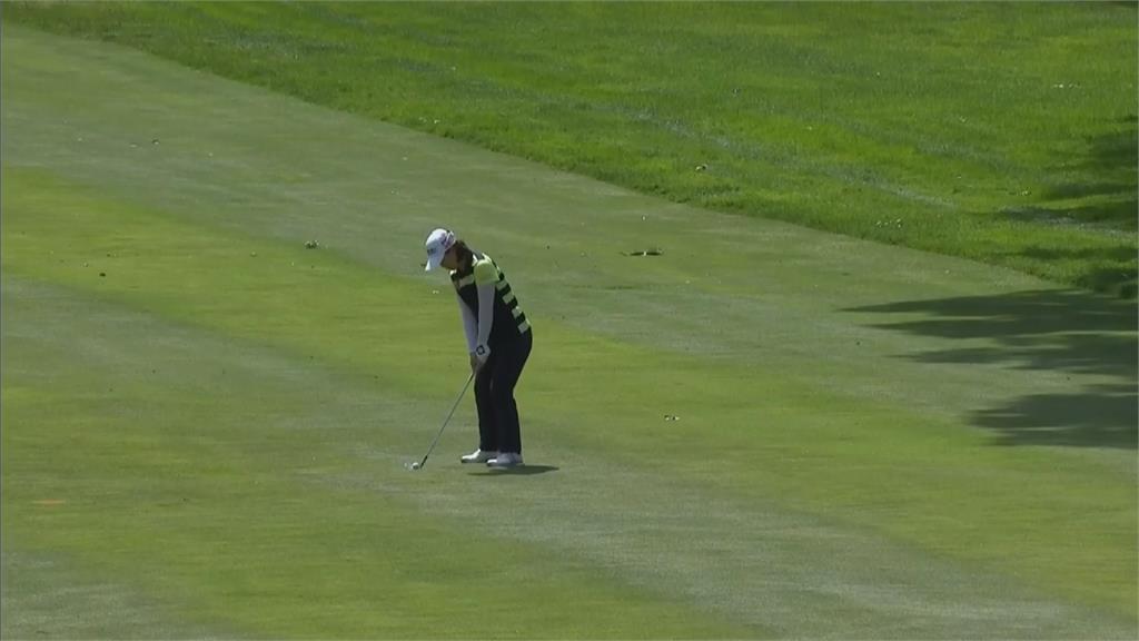 霧鎖PGA美國公開賽 李旻梅傑賽首輸暫居第五