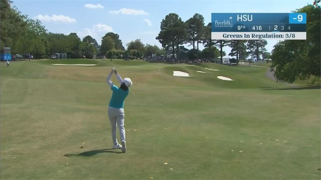徐薇淩LPGA生涯首冠到手!  545萬台幣獎金入袋 生涯總獎金突破200萬美元