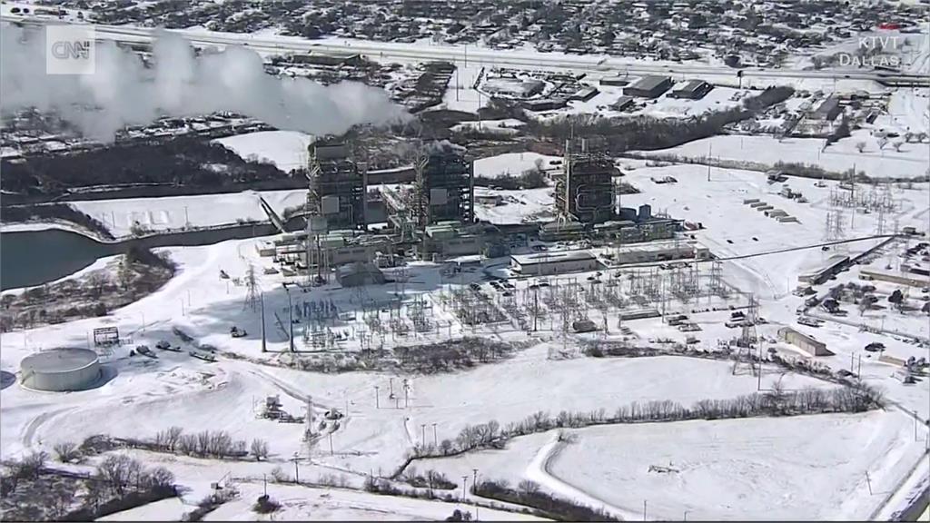 全球/再生能源惹的禍?冰風暴襲德州釀百萬戶斷電