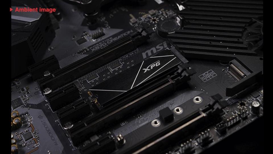 3C/XPG高階PCIe 4.0固態硬碟再添戰力GAMMIX S70 BLADE上市