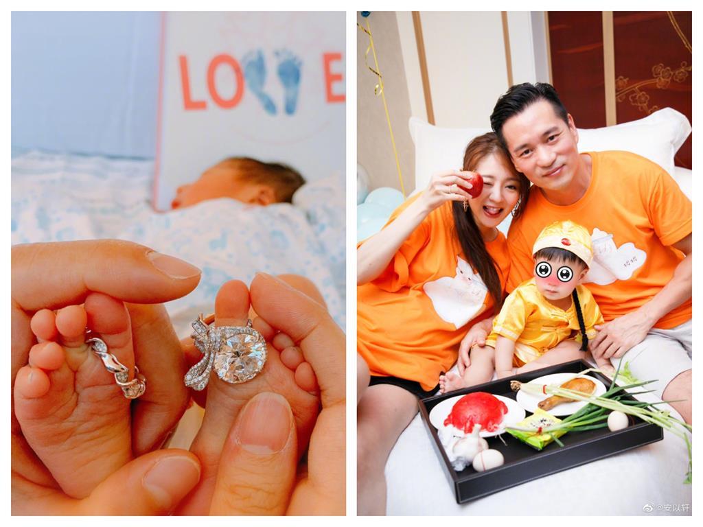 富豪寵妻無極限!安以軒結婚4週年炫「天價鑽石」 尪爽送美洲豹系列名戒