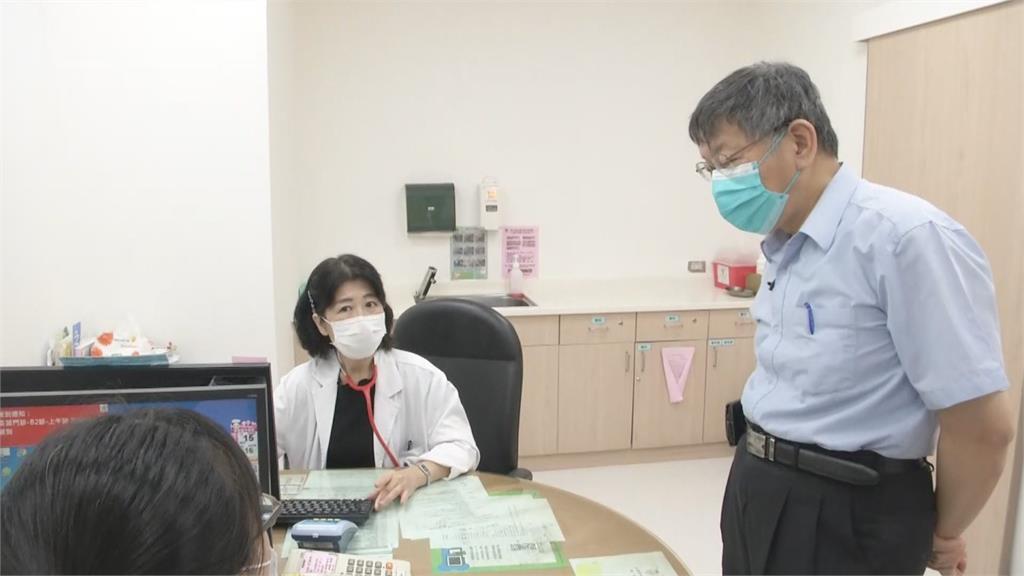 長者戶籍不在台北無法預約疫苗!柯文哲改口「向里長登記」