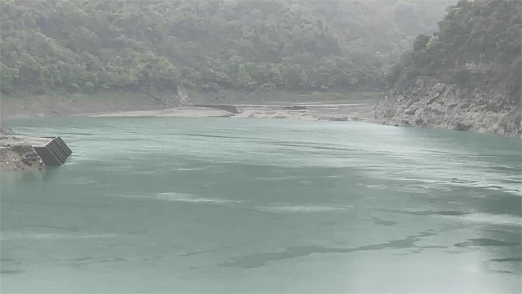 首波梅雨鋒面快閃 水庫僅進帳50萬噸