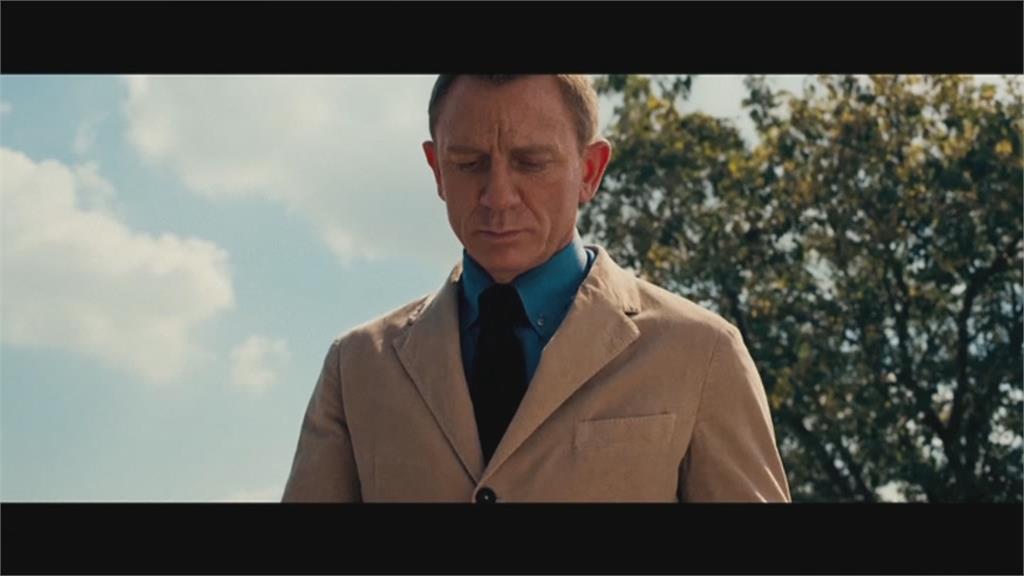 「金髮龐德」最終作又延期!「007‧生死交戰」10月上映