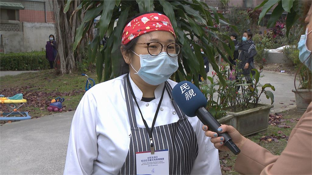 吃到家鄉味!台尼交流在地料理 尼加拉瓜大使蒞臨:不容易