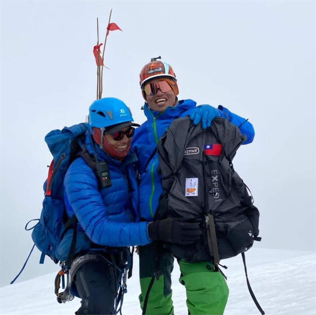 台灣第1人!呂忠翰無氧攻頂世界第10高峰