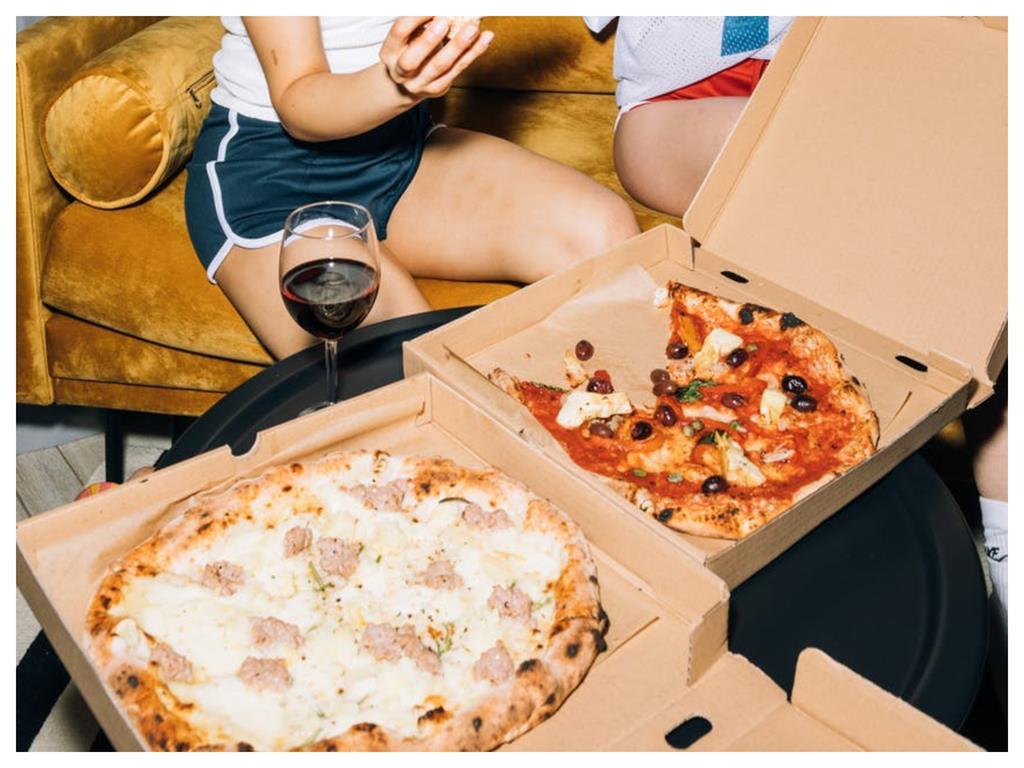 披薩盒子為什麼不做成圓形?知情人秒點出「1原因」有夠聰明