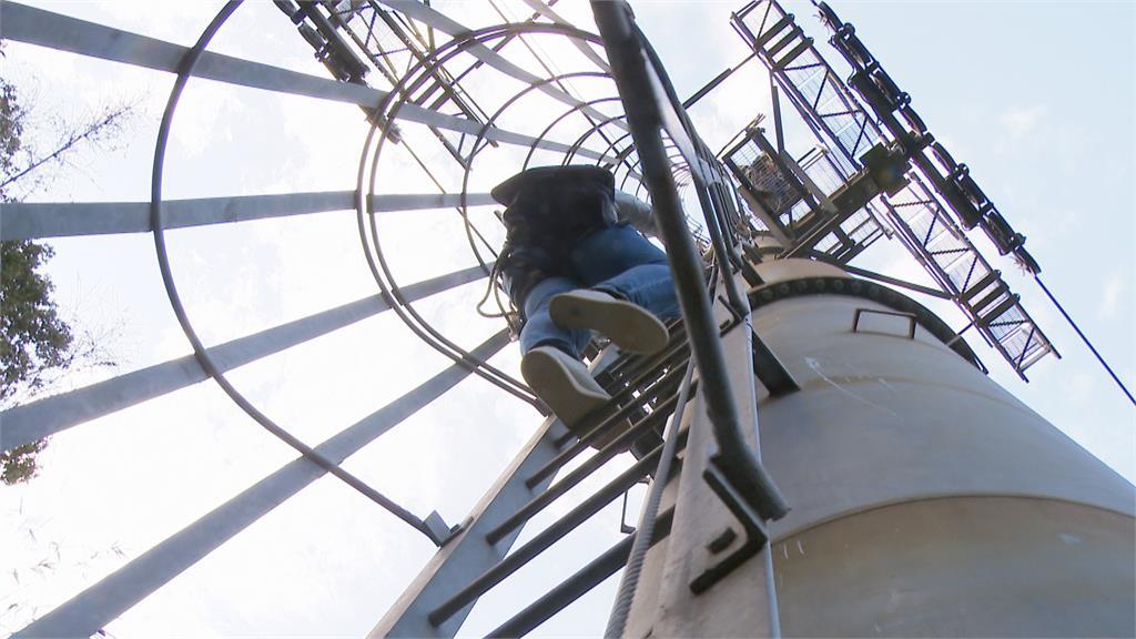 直闖貓纜禁區 體驗一日維修員 爬上塔柱、推纜車 名額秒殺售完