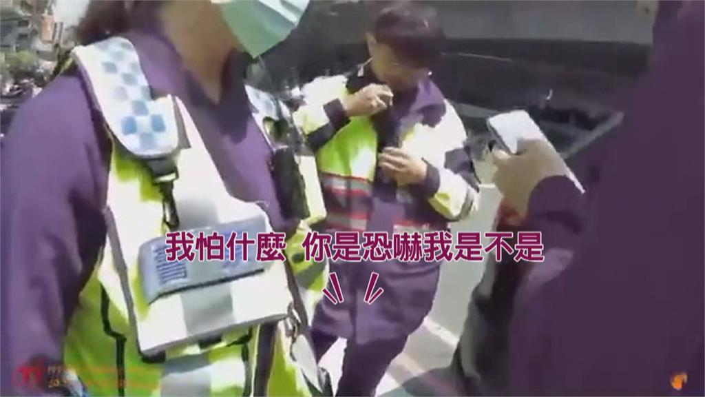 不滿被警強行帶回警局 前科男找議員陳情