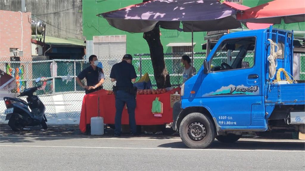 花蓮確診者多次到重慶市場 上百流動攤販照開