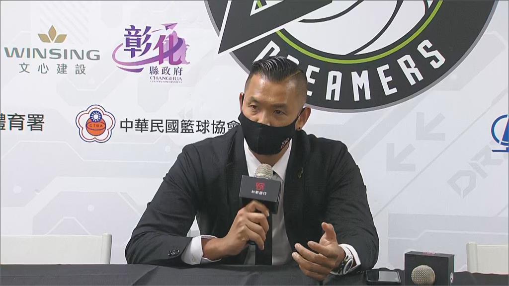 P. LEAGUE┼決賽「疫」外暫停 陳建州:近期恐裁定總冠軍