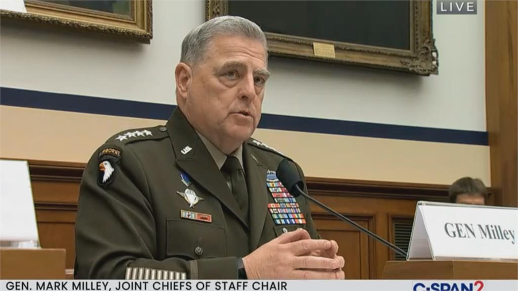 解放軍恐2年內攻台?美軍參謀首長:攻台弊大於利 不會發生