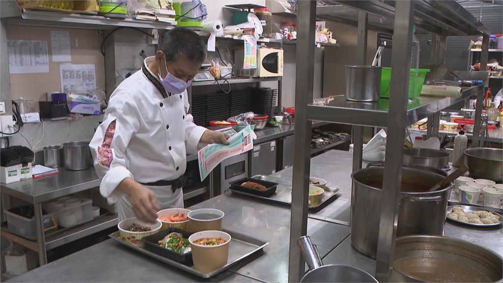 宅在家也吃得到國宴級「手路菜」水蛙師每月虧200萬 推冷凍料理救業績