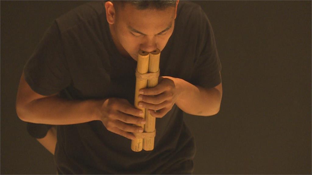 三地門蒂摩爾舞團 美聲訴說排灣族人故事