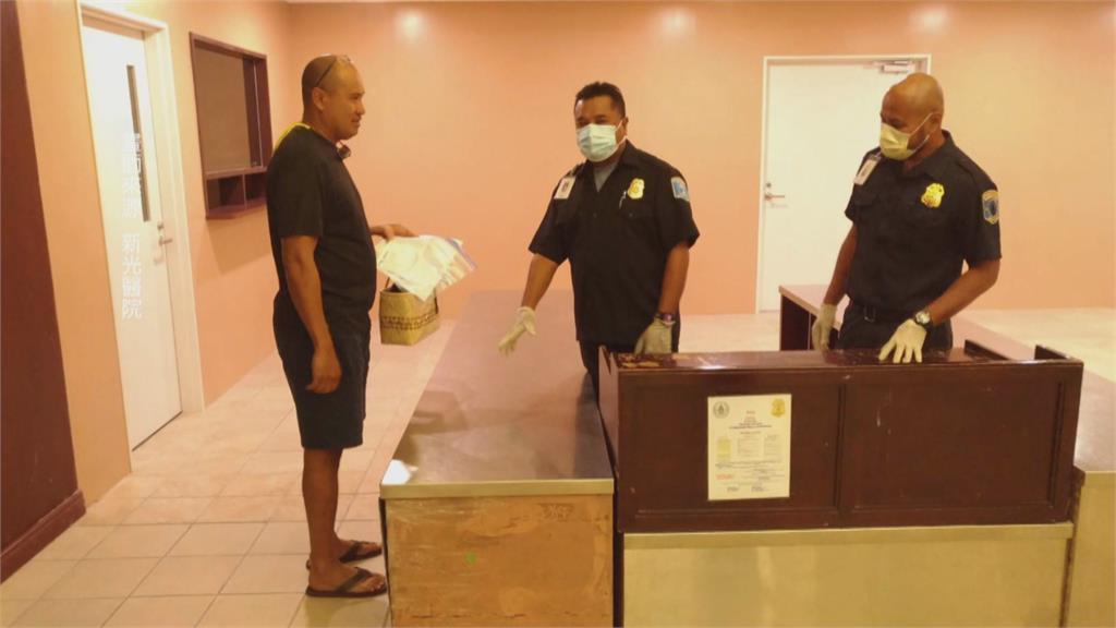 帛琉機場演練畫面曝光!陳時中:旅遊泡泡卡在檢驗談不攏