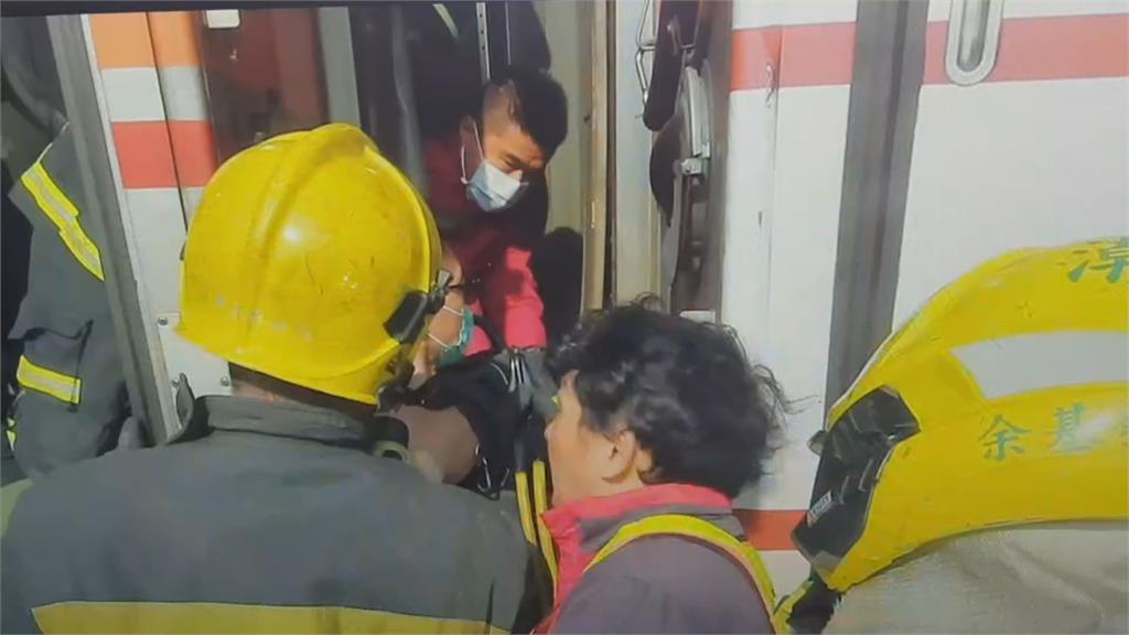 人未離開車廂就倒車 台鐵調車工意外遭夾死