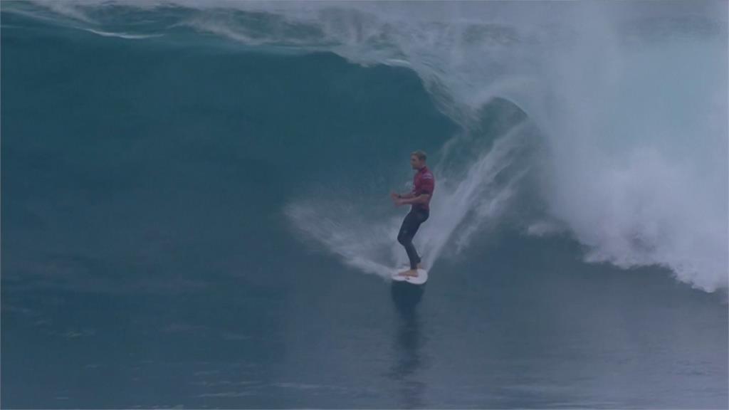 世界衝浪大賽 美國好手佛羅倫斯完美十分