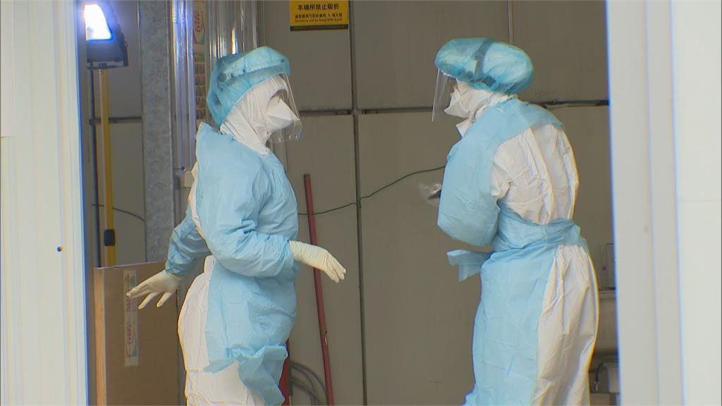 只出不進!北部醫院群聚封室不封院 持續召回逾20名接觸者採檢