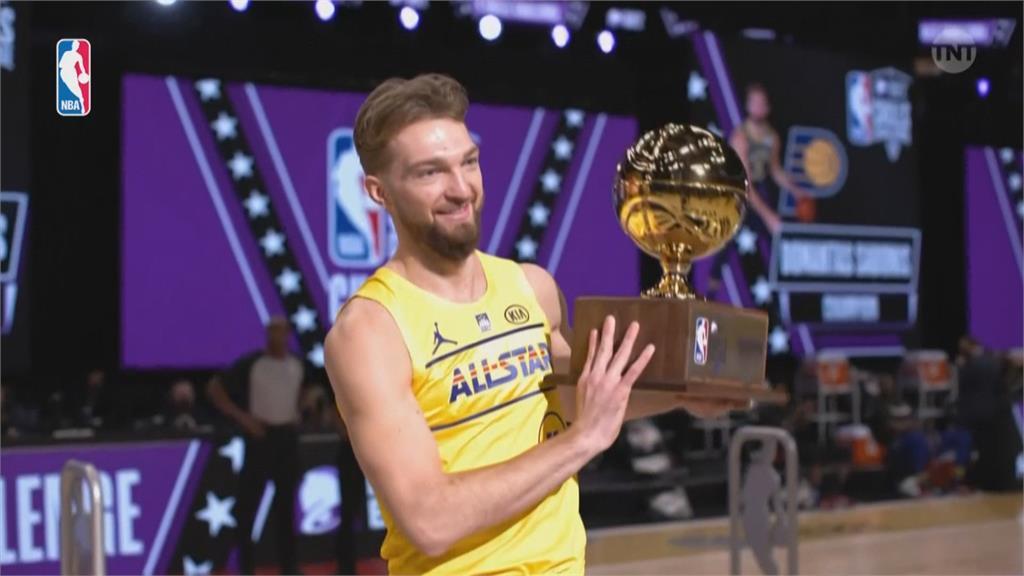 柯瑞絕殺奪三分大賽冠軍 預賽31分破紀錄