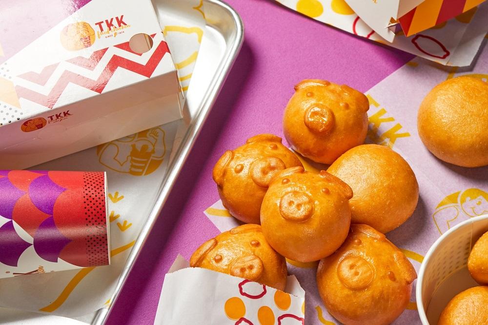頂呱呱x點點心「呱呱豬仔包」擴大販售門市 讓你吃好吃滿