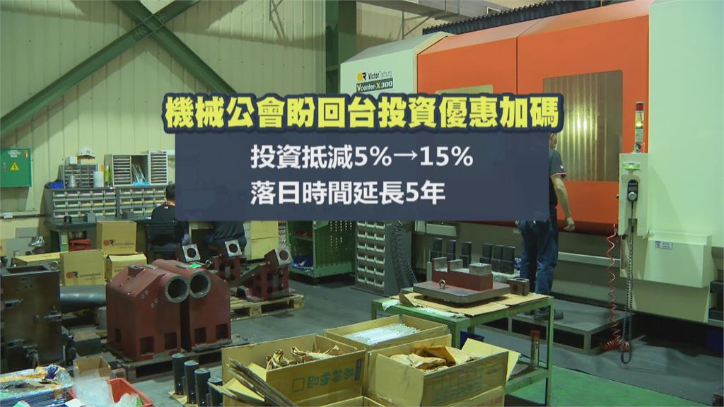 機械公會緊盯匯率!籲央行保護出口產業