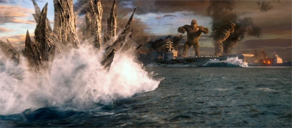 《哥吉拉大戰金剛》全台票房破3.3億!哥吉拉攻擊事件幕後真相釋出